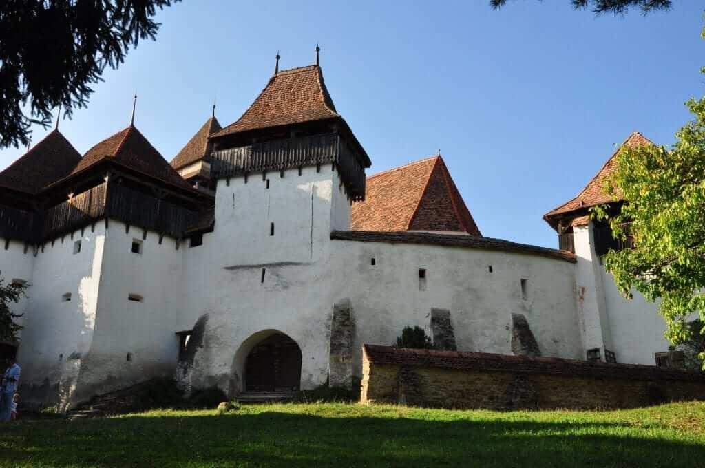 Viaje a Rumanía, Viscri