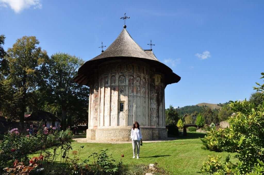 Viaje a Rumanía. Monasterios de Bucovina