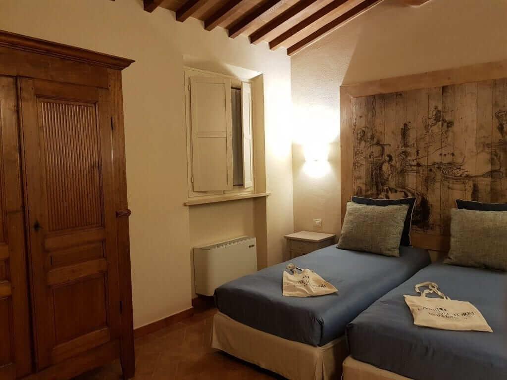 que hacer en Valdera, Hotel Casale Le Torri