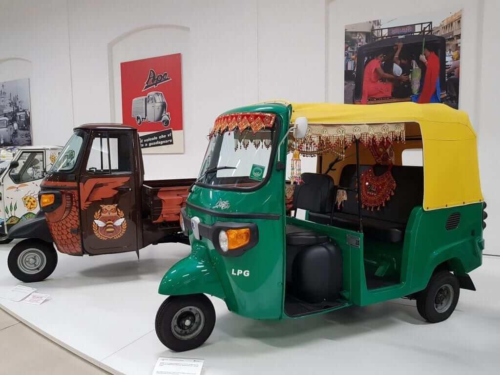 que hacer en Valdera, Toscana, Museo Piaggio