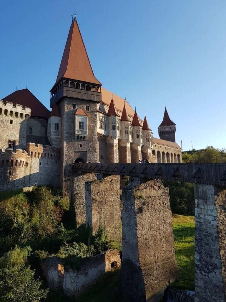 Hunedoara, Castillo de los Corvino, Rumanía