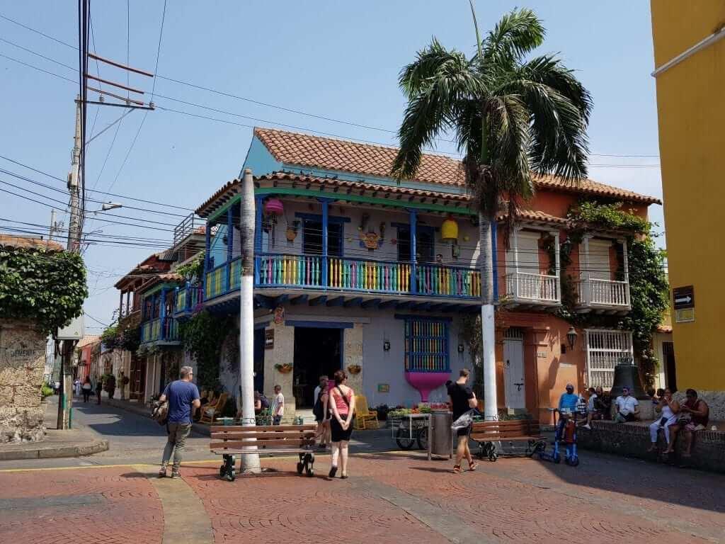 Comer En Cartagena De Indias Getsemaní El Barrio Más Cool De La Ciudad Kris Por El Mundo Blog De Viajes Y Fotografía