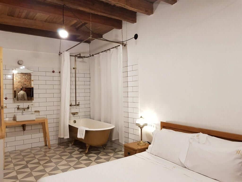 dormir en Bogotá, Colombia. Hotel Avenida Jiménez