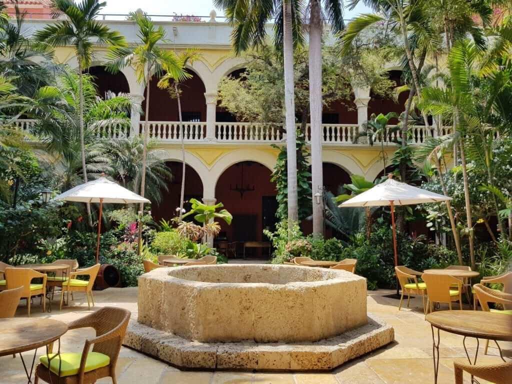 Hotel Convento de Santa Clara, Colombia