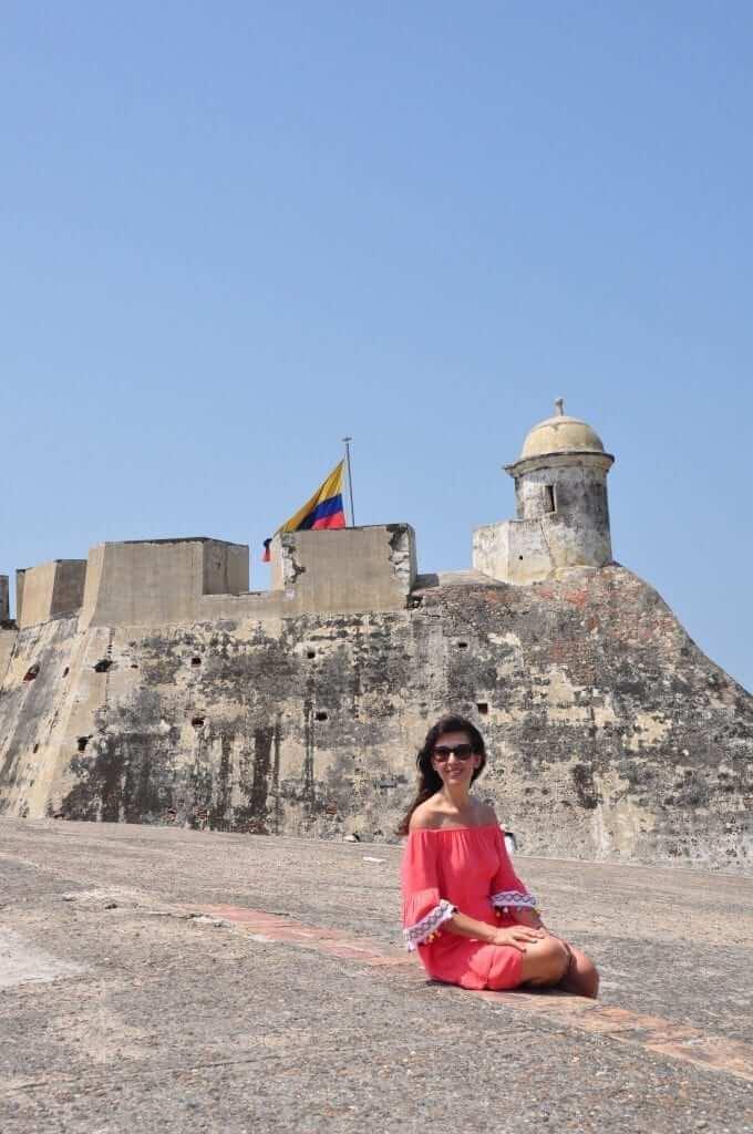 Castillo de San Felipe de Barajas, Cartagena de Indias, Colombia