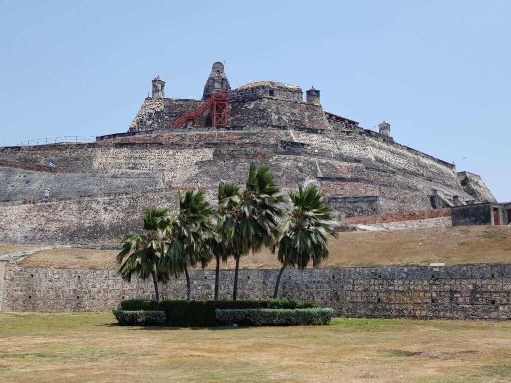 Castillo de San Felipe de Barajas, Colombia