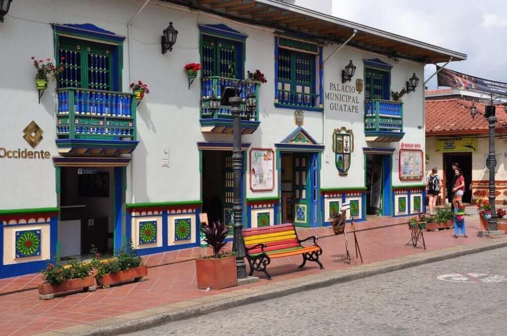 que ver en Guatapé Colombia