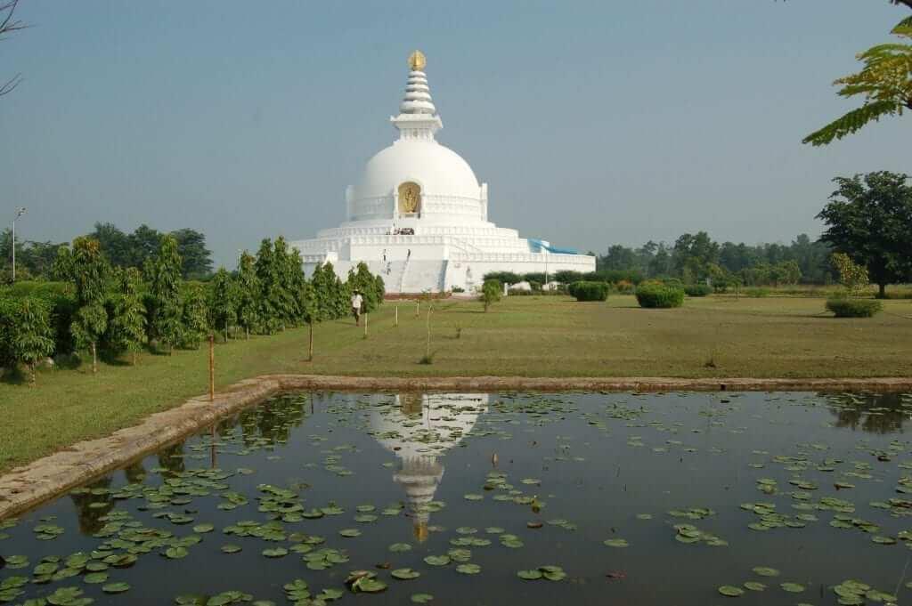 Lumbini Pagoda de la Paz