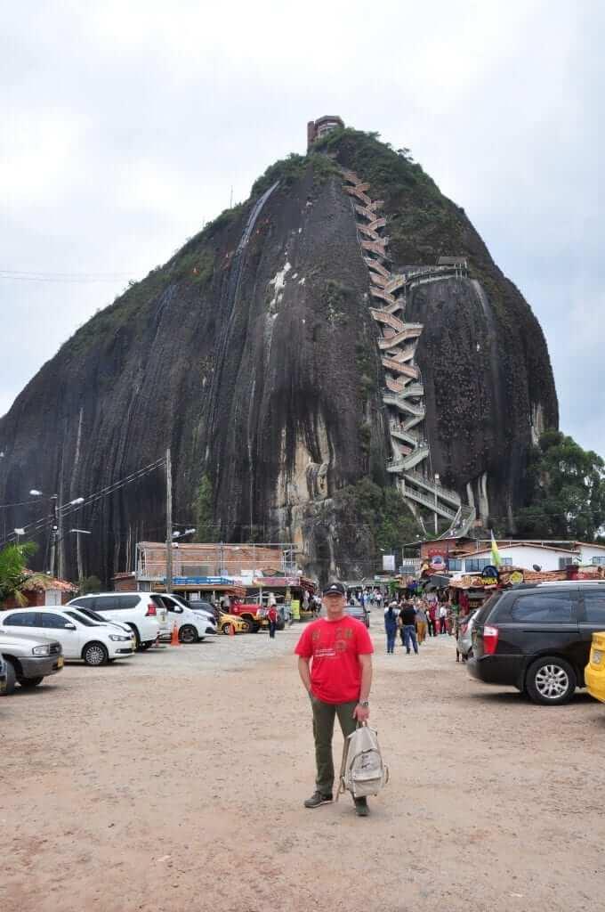 que ver en Guatapé, Piedra del Peñol