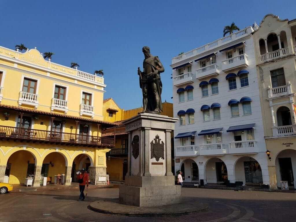 que ver en Cartagena de Indias, Colombia