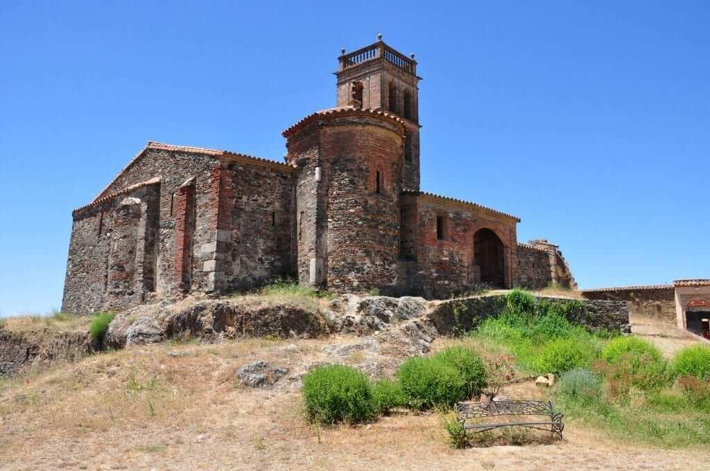 Mezquita de Almonaster, Huelva