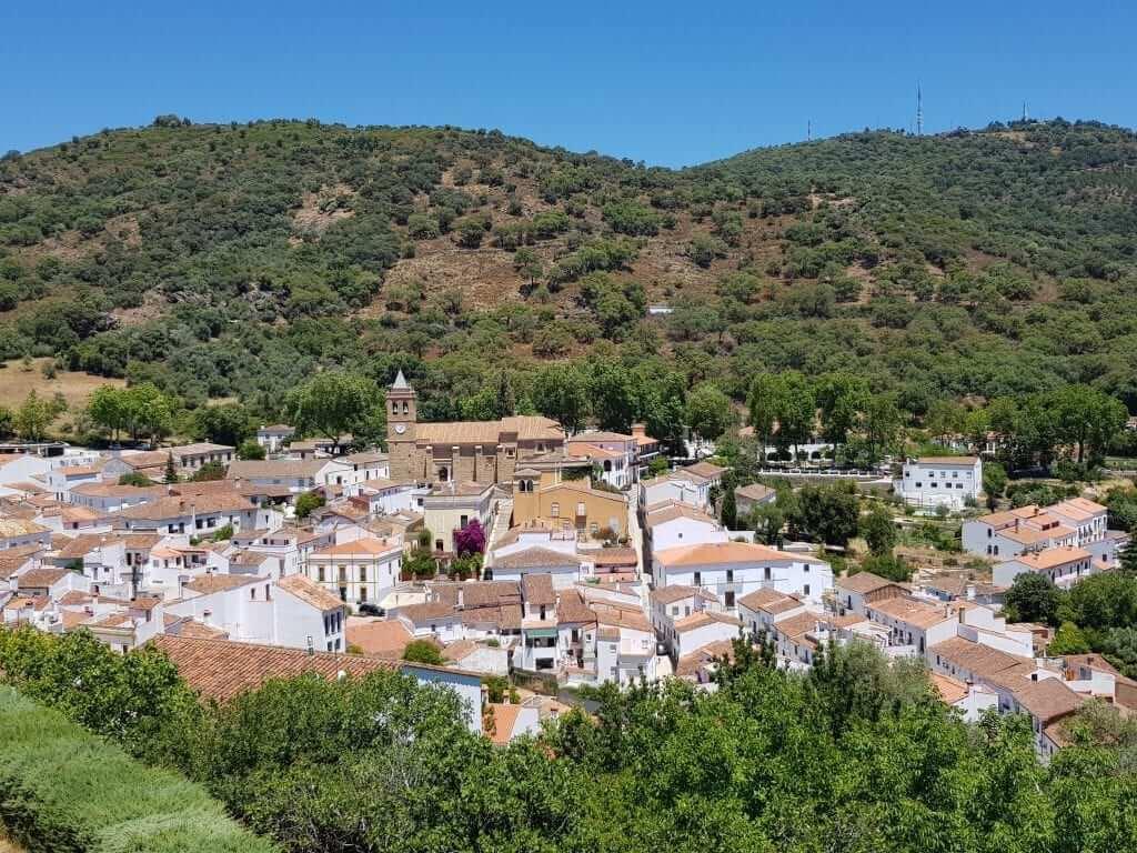 turismo rural en España que ver en la Sierra de Aracena