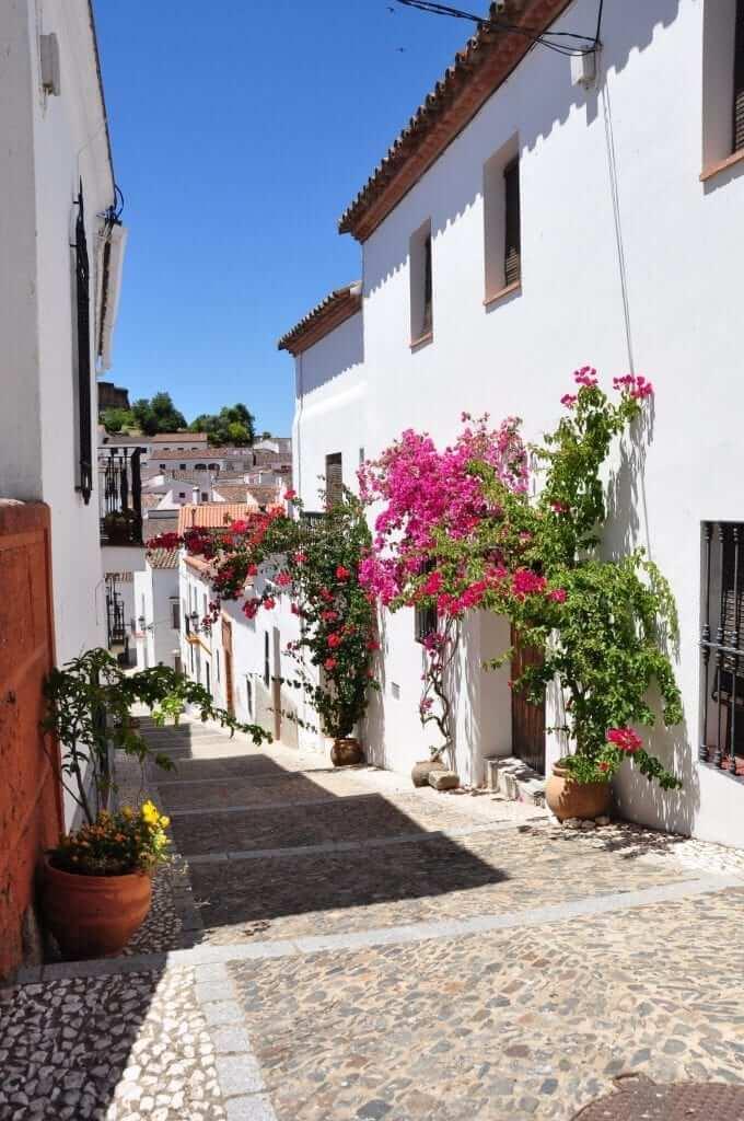 Almonaster la Real, Huelva