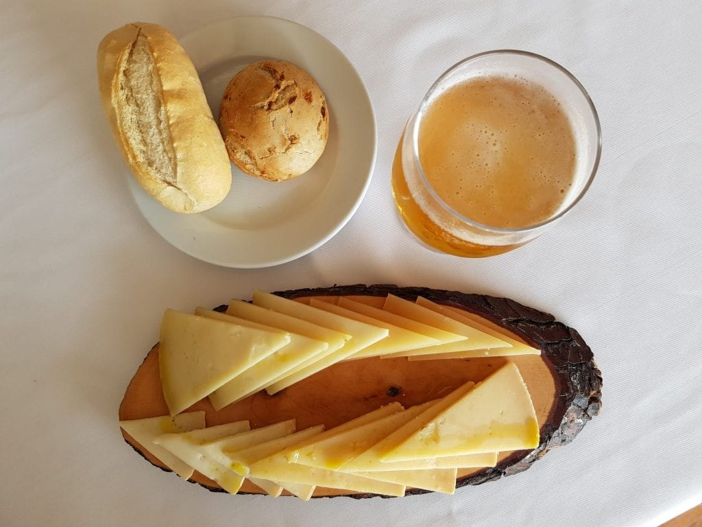 Comer en Aracena