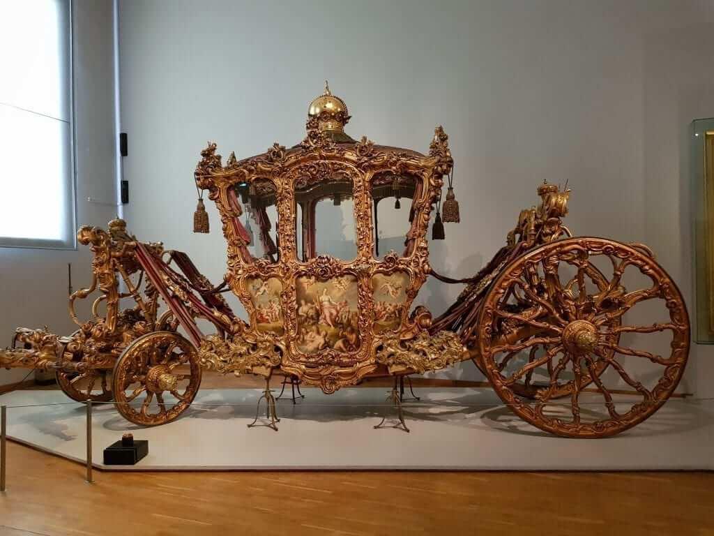 Museo de Carruajes, Viena