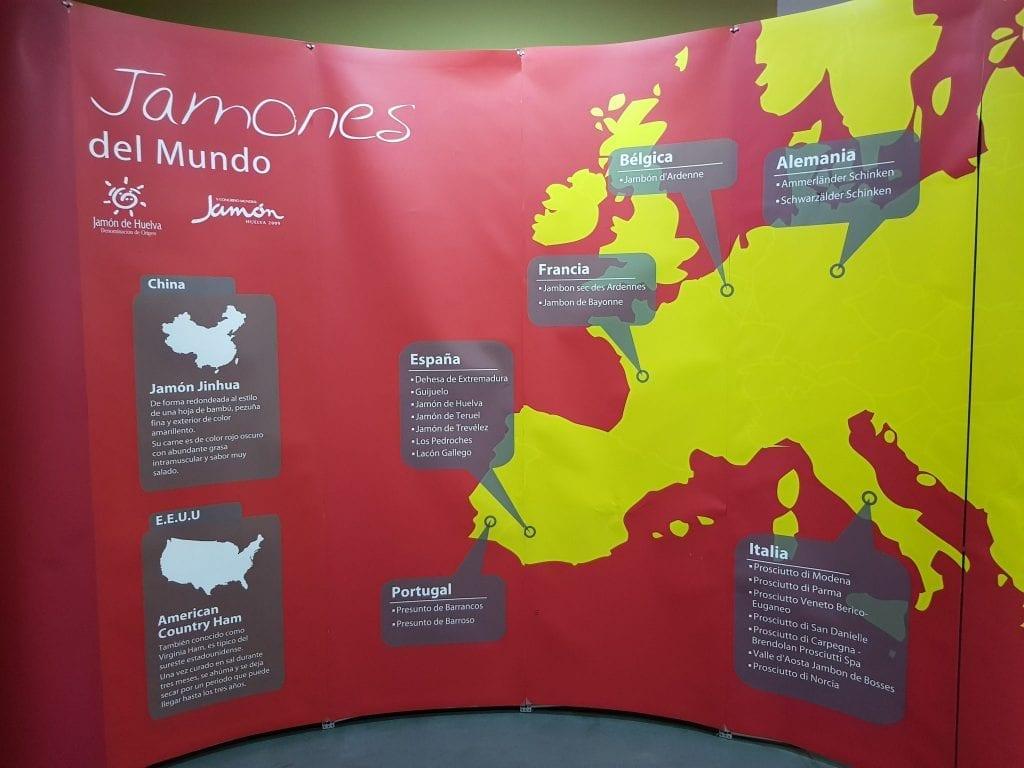 Museo del Jamón de Aracena Huelva