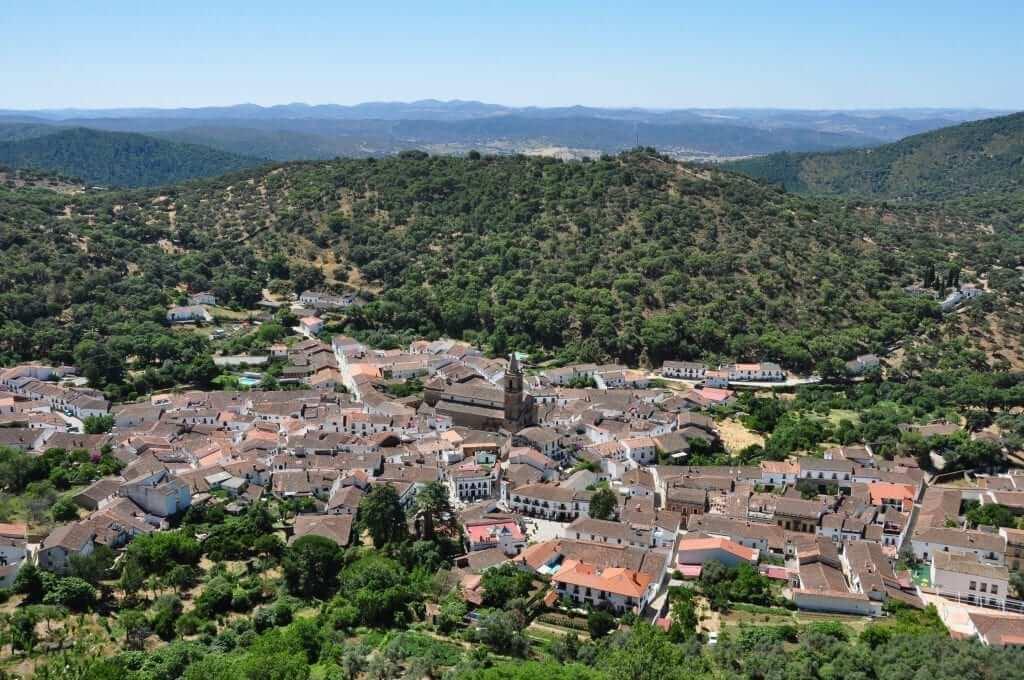 Alájar, Sierra de Aracena
