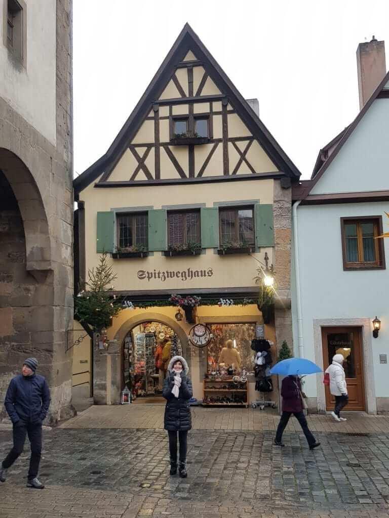 Rothenburg que ver