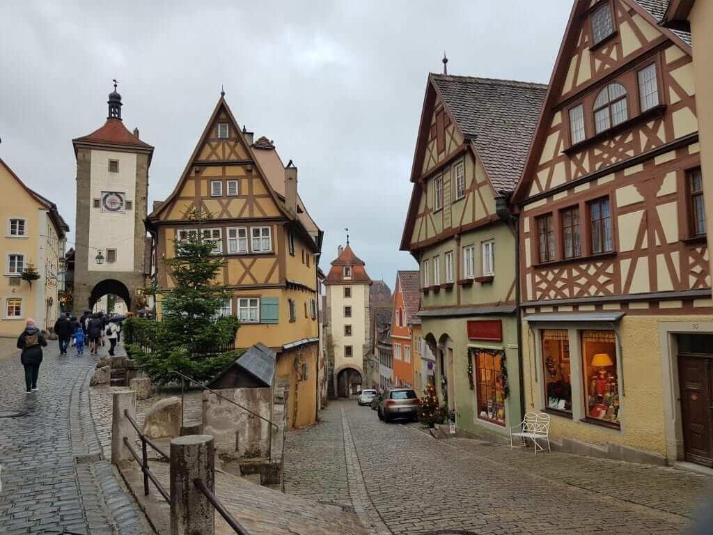que hacer en Rothenburg, Baviera, Alemania