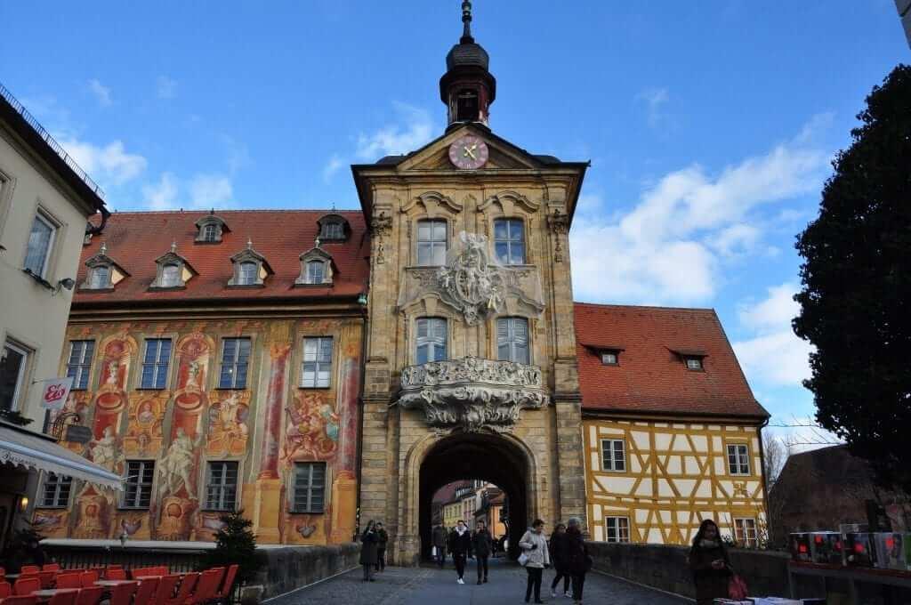que ver en Bamberg, Baviera