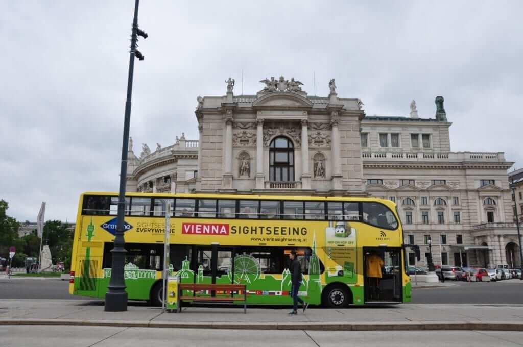 Autobuses turísticos, Viena
