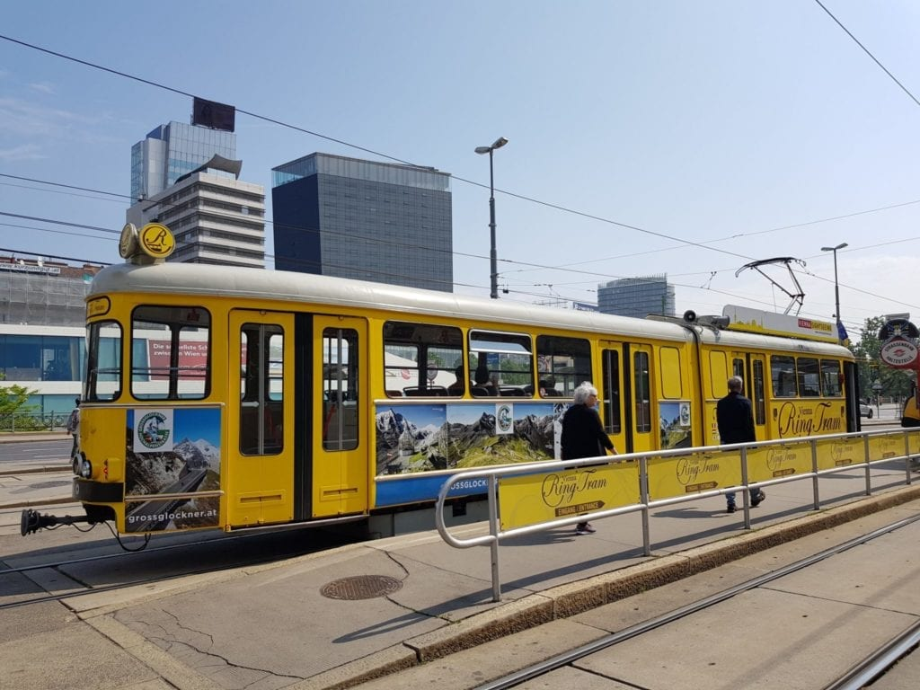 Ring Tram, Viena