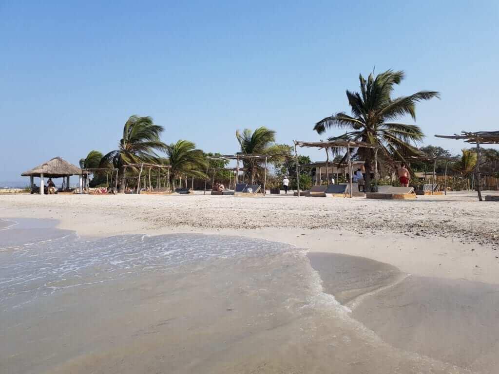 playas de Cartagena de Indias