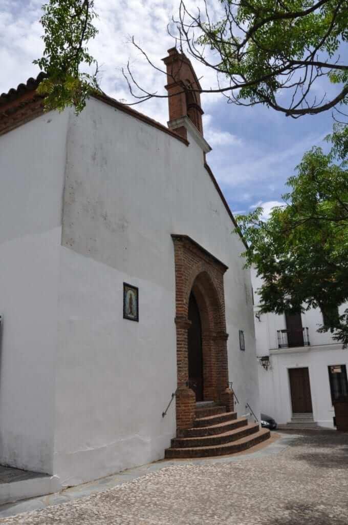 ermita de Santa Lucia, que ver en Aracena