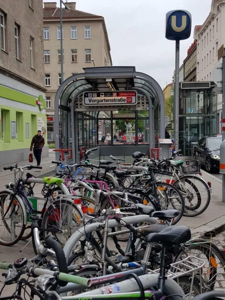 transporte público Viena
