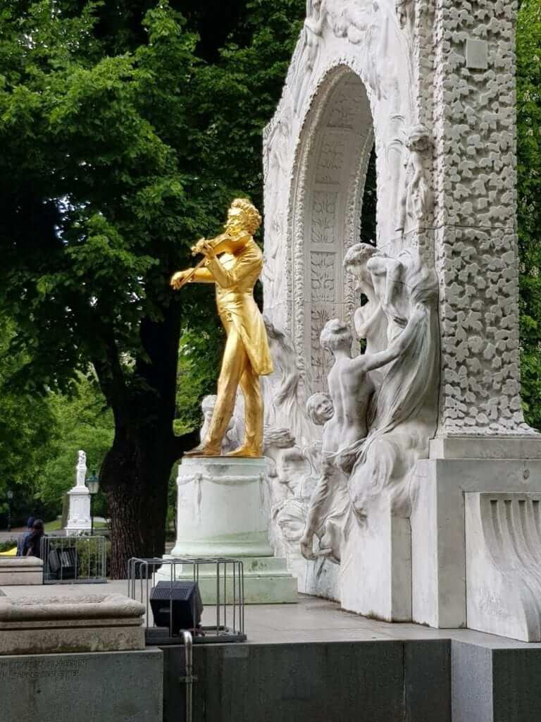 parques en Viena