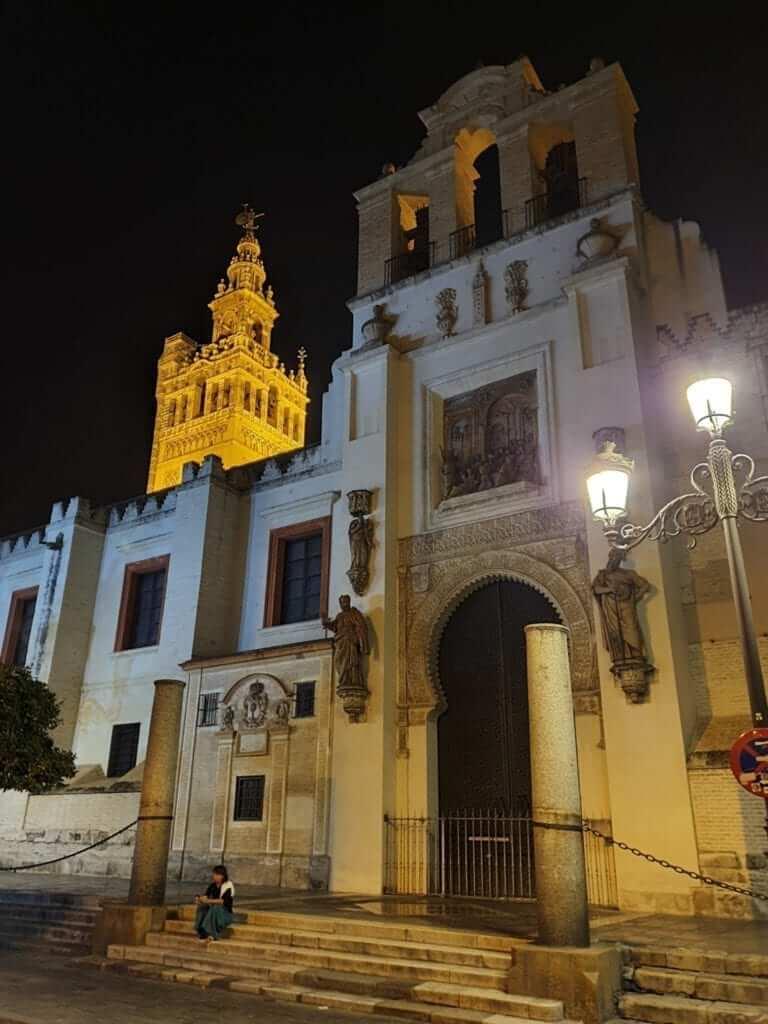 Sevilla V Centenario de la primera vuelta al mundo