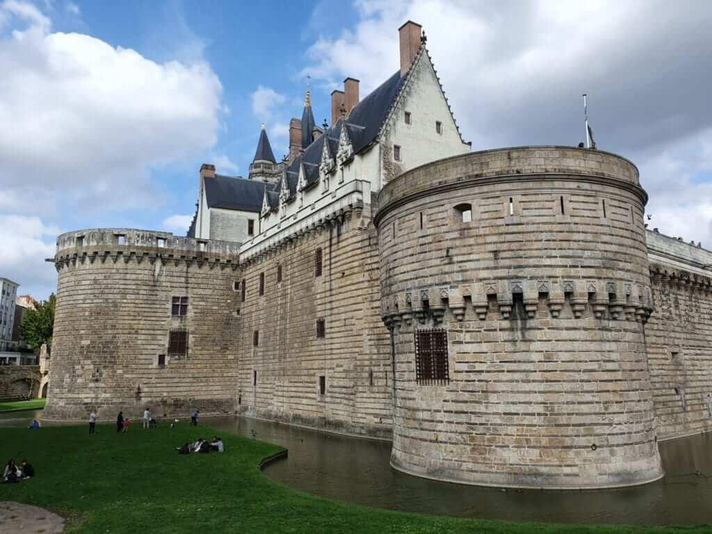 Castillo de Nantes