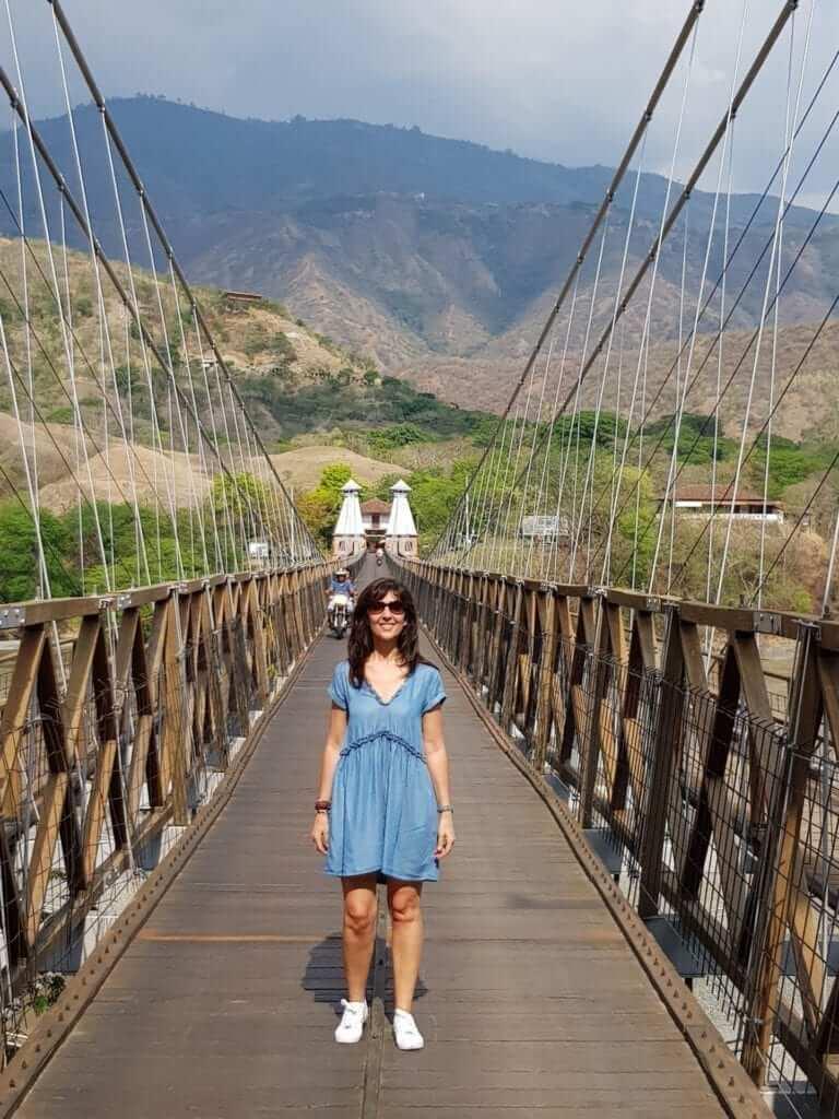 Puente de Occidente, Santa Fe de Antioquía