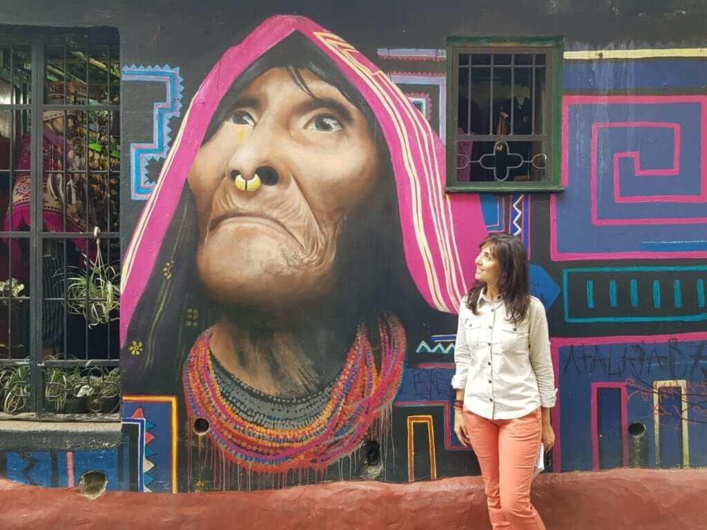 Bogotá, chorro de quevedo