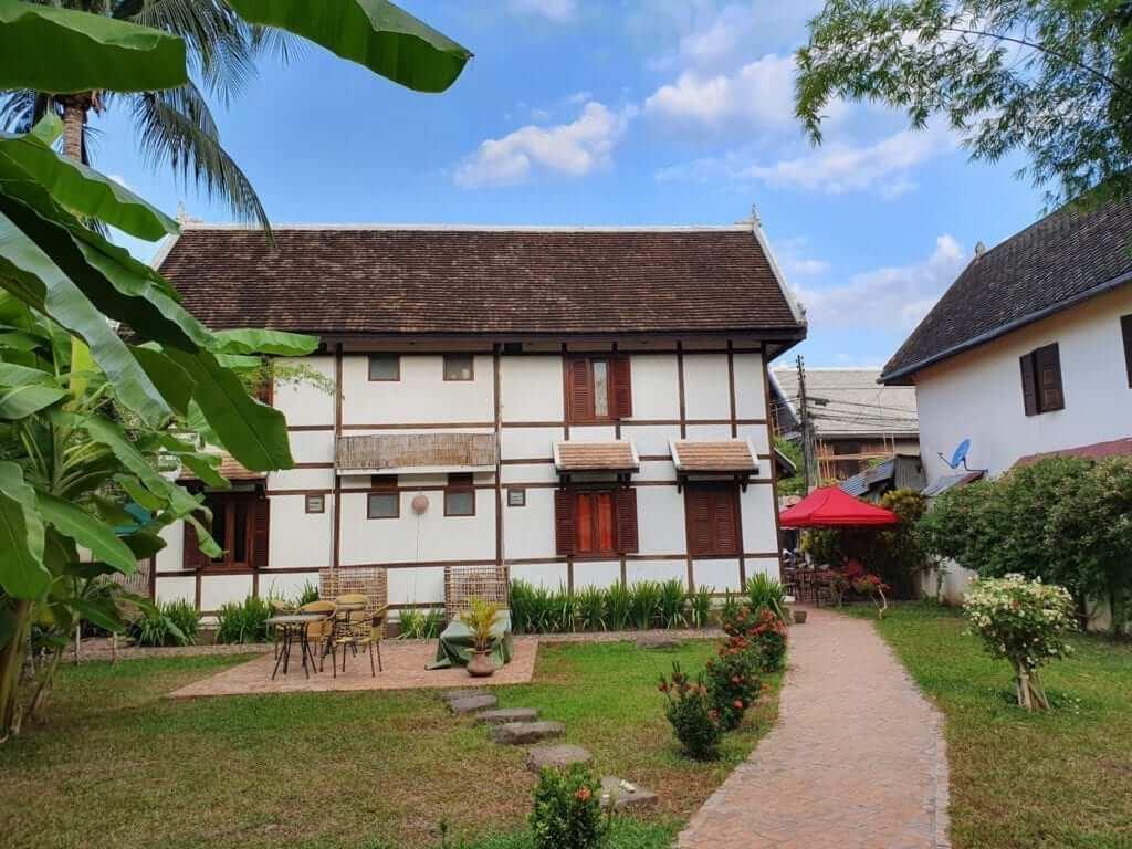 dormir en Luang Prabang