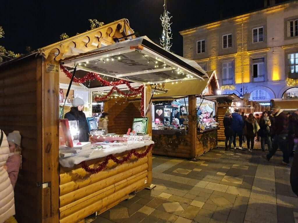 Mercado de Navidad, Castres