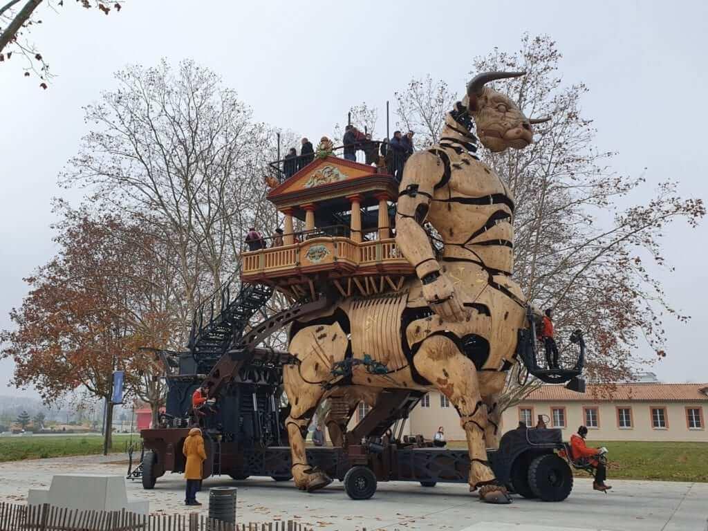 Minotauro de Toulouse