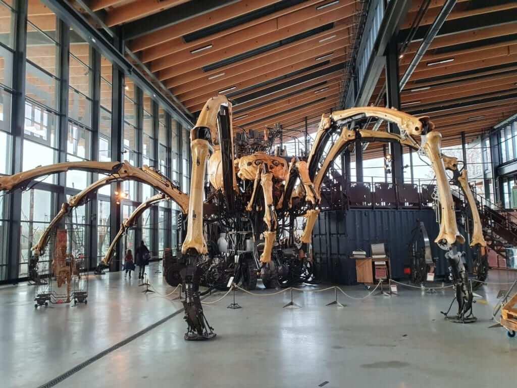 Halle de la Machine