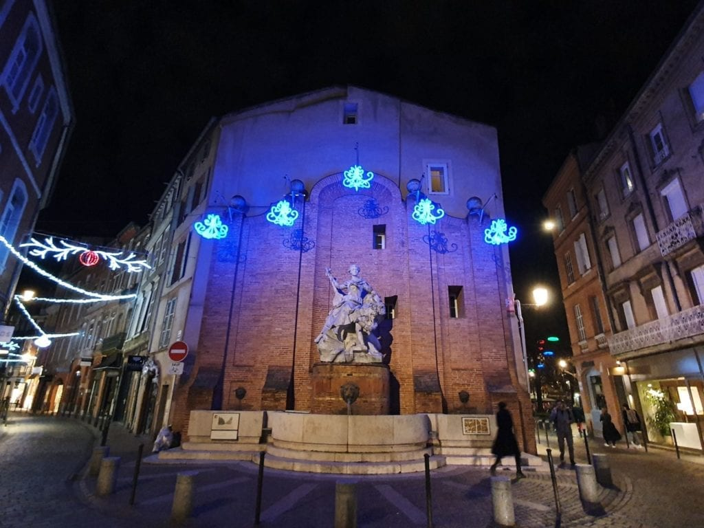 Toulouse en Navidad