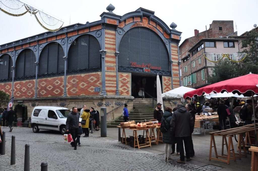 Albi Mercado cubierto
