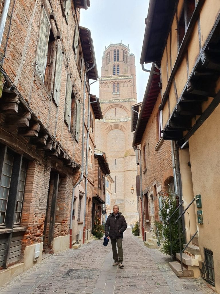 Albi, Castelviel