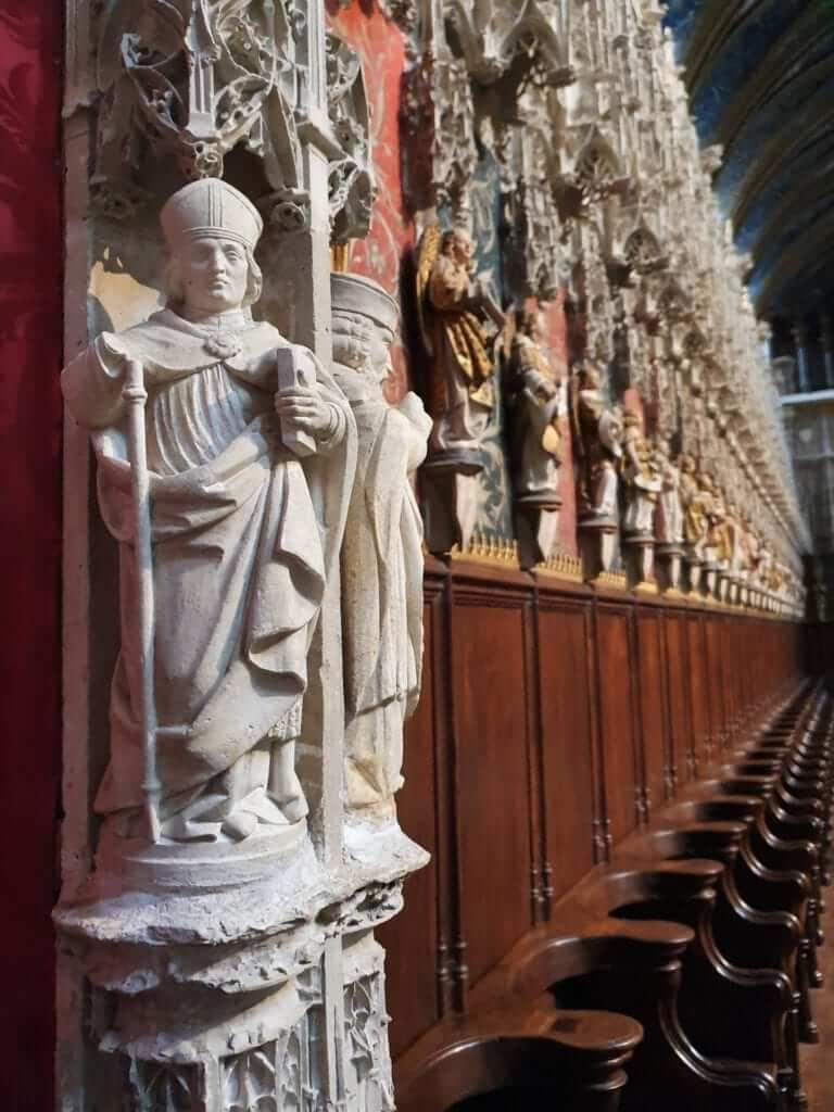 Albi, catedral