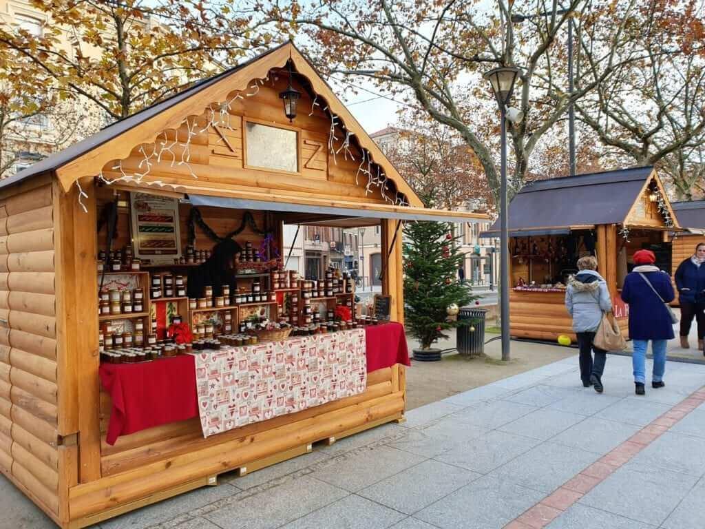 Mercado de Navidad de Albi