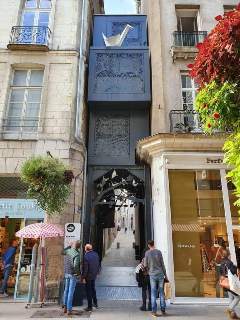 arte urbano en Nantes