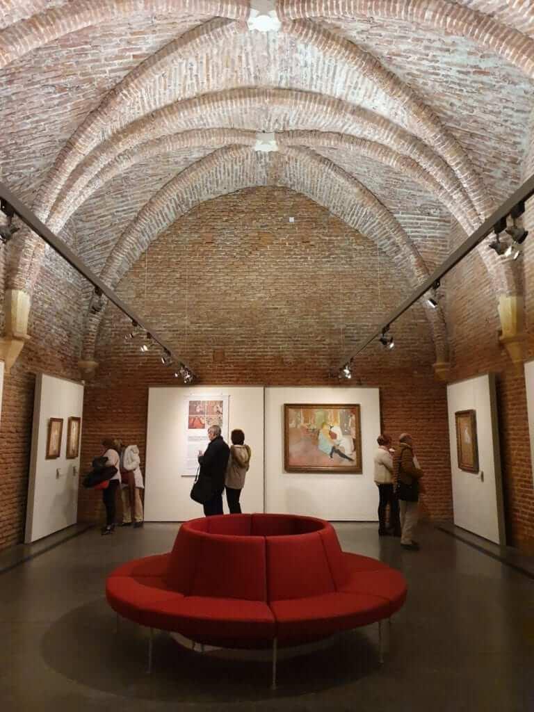 Albi, Museo Toulouse Lautrec