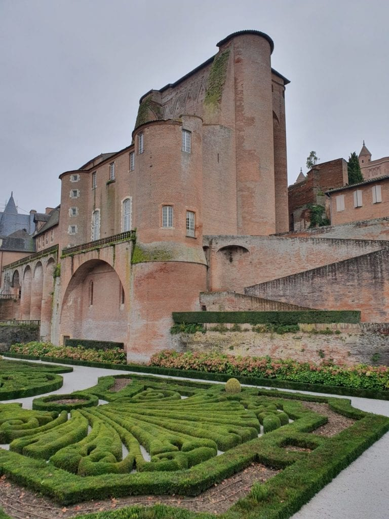 Albi, Palacio de la Berbie