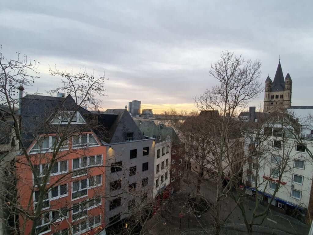 dormir en Colonia