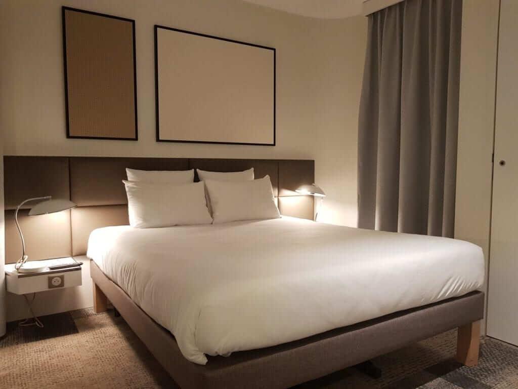 dónde dormir en París
