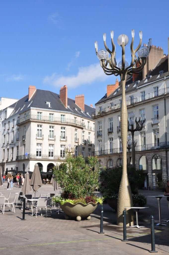 que ver en Nantes