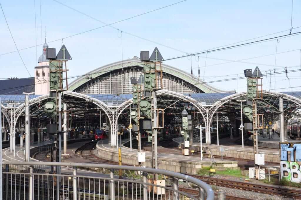 tren en Colonia